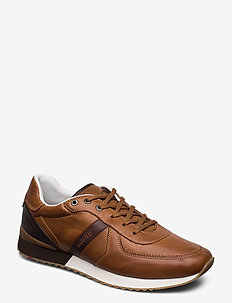 EARLAND - lave sneakers - 1 - new nature/coffee