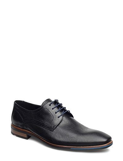 Don Shoes Business Laced Shoes Schwarz LLOYD