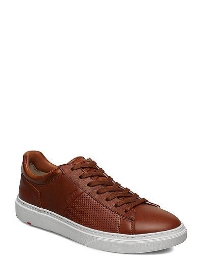 Albi Niedrige Sneaker Braun LLOYD