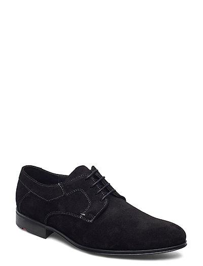 Laro Shoes Business Laced Shoes Schwarz LLOYD