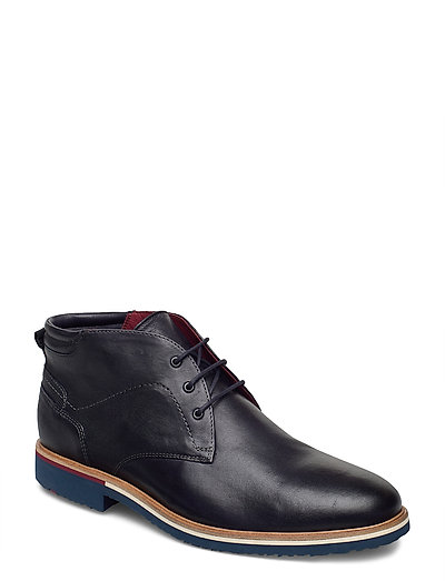 Fabio Shoes Business Laced Shoes Blau LLOYD