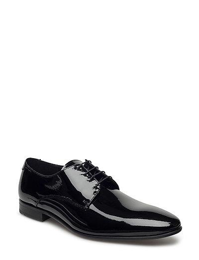 Jerez Shoes Laced Shoes Schwarz LLOYD