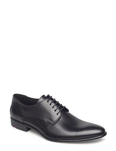 Nik Shoes Business Laced Shoes Schwarz LLOYD   LLOYD SALE