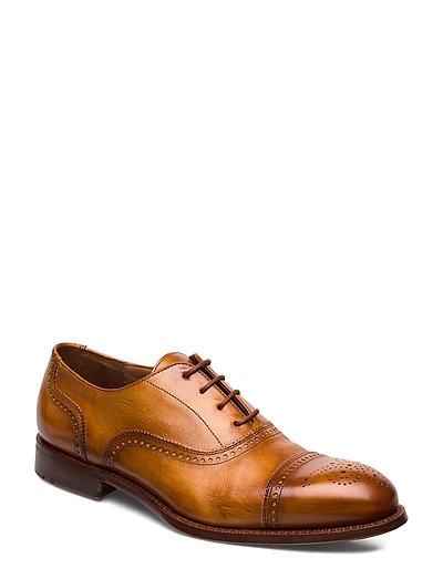 Orell Shoes Business Laced Shoes Braun LLOYD