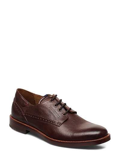 Moreno Shoes Business Laced Shoes Braun LLOYD