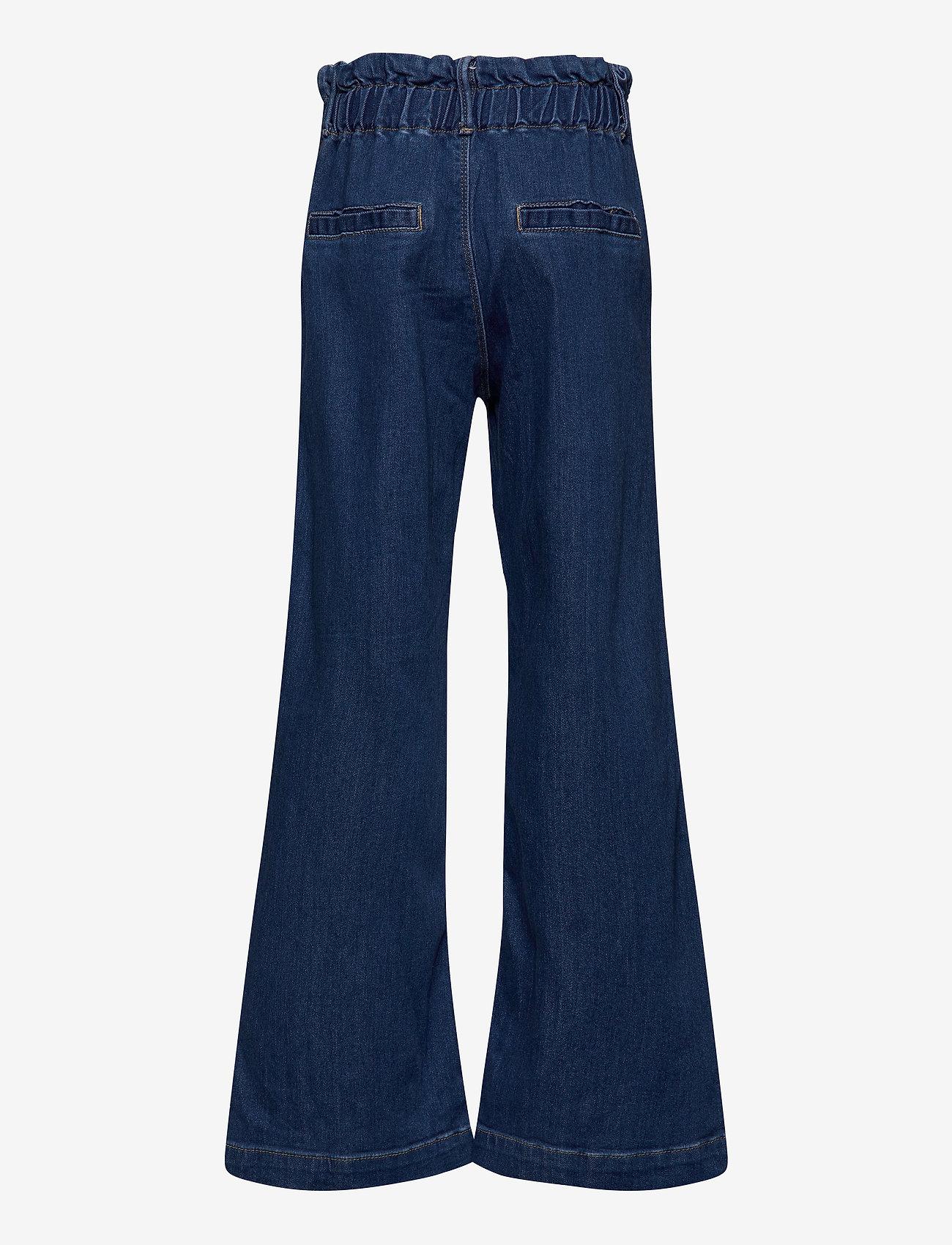 Nlfberta Dnmatasper 2381 Wide Ancle Pant (Medium Blue Denim) (33.74 €) - LMTD 5ivXM