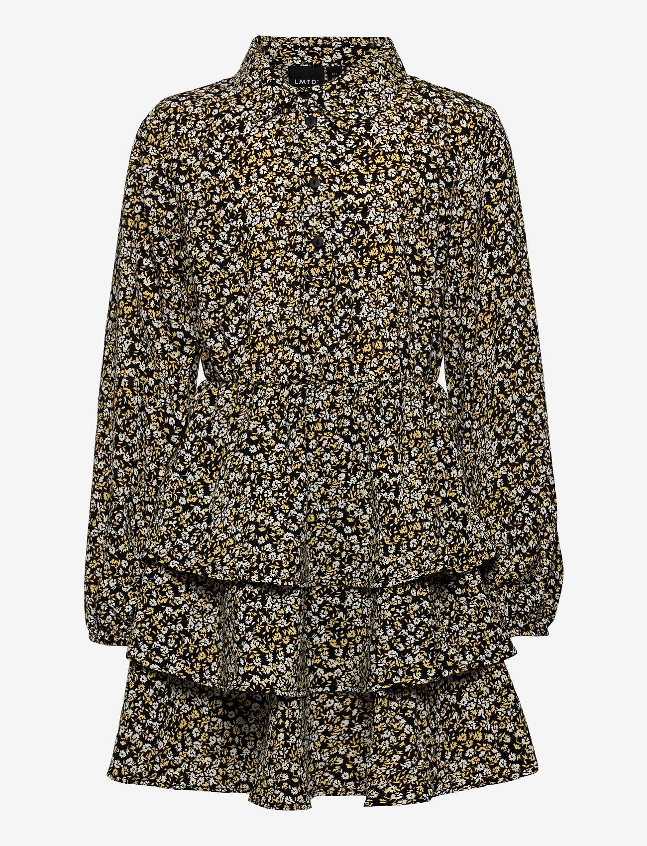 LMTD - NLFLUNA DRESS - robes - black - 0