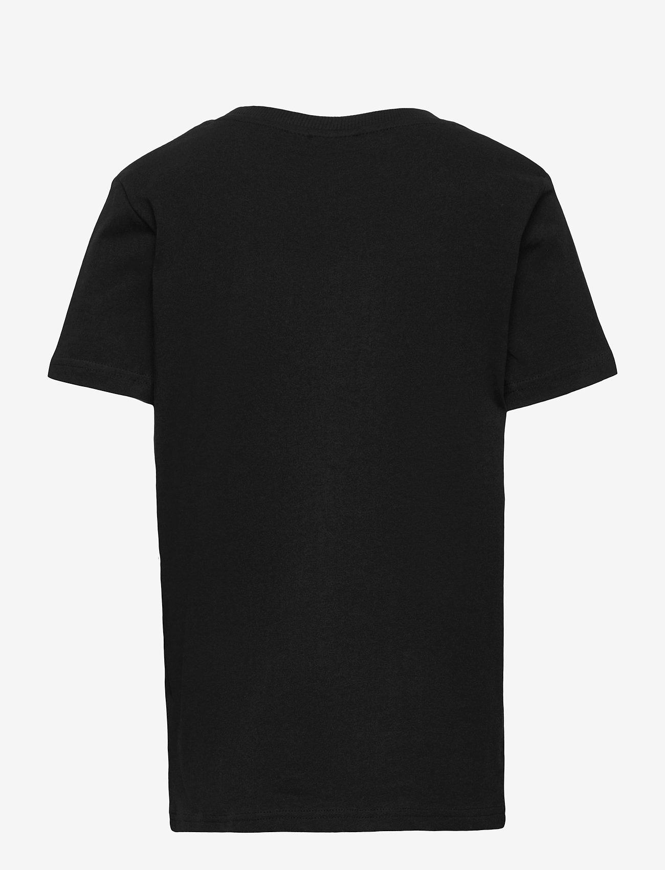 LMTD - NLMRICHARD SS R TOP - t-shirts - black - 1