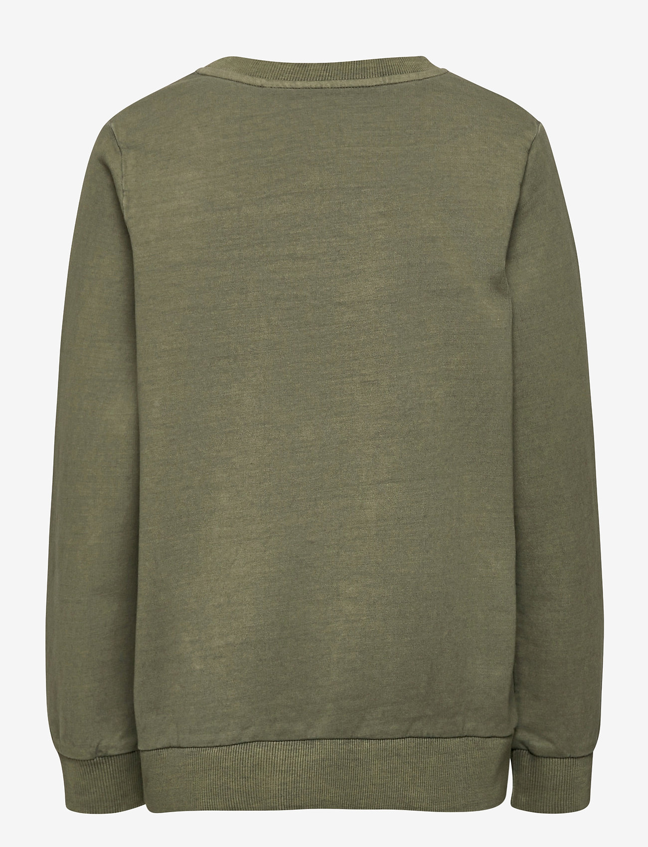 LMTD - NLMBUSTERS LS  SWEAT - sweatshirts - deep lichen green - 1
