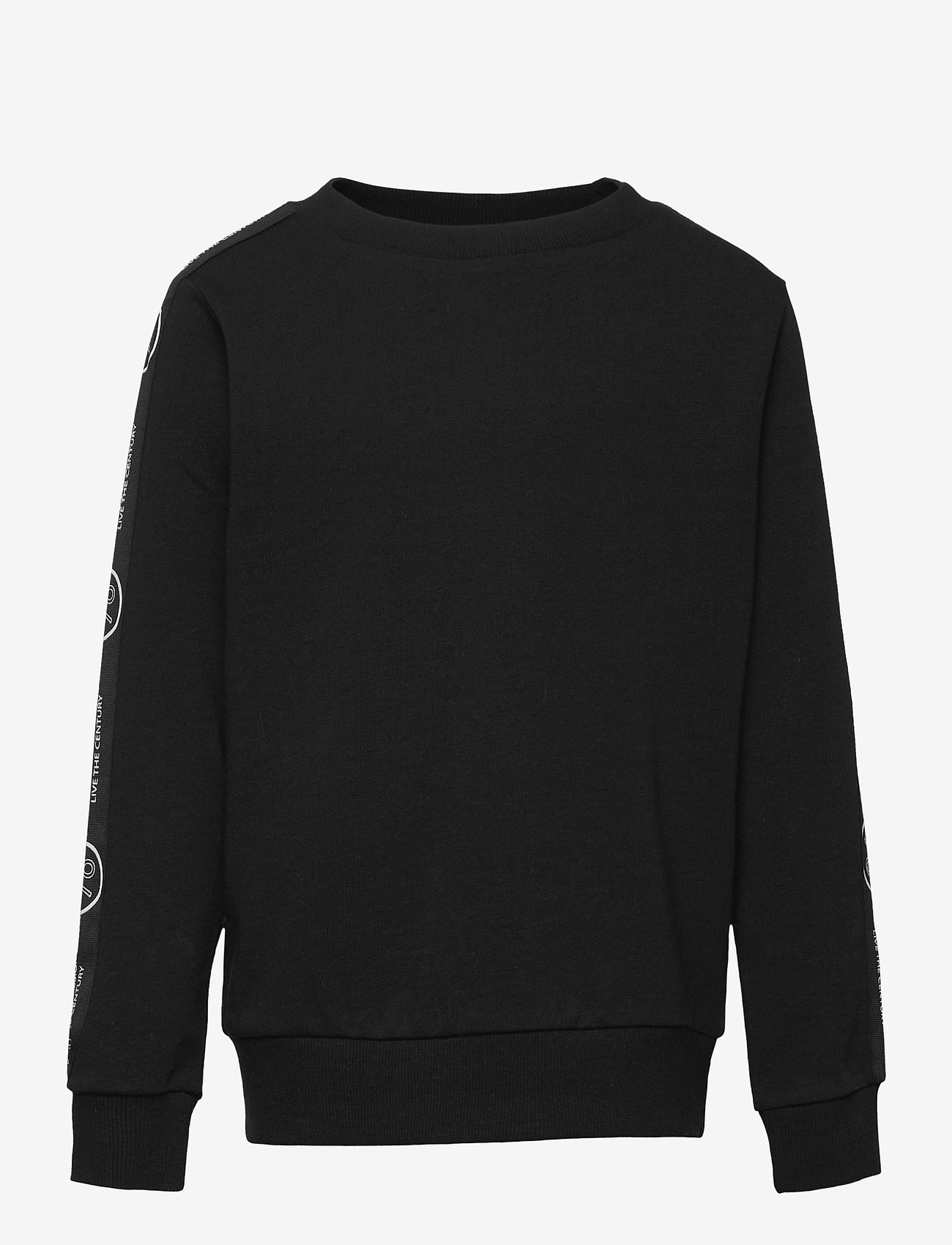 LMTD - NLMBRUNO LS SWEAT - sweatshirts - black - 0