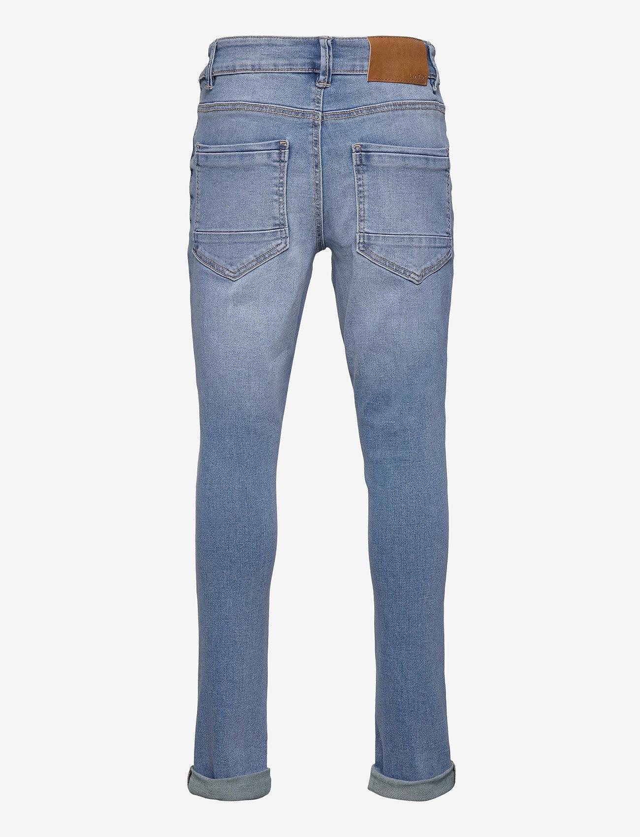LMTD - NLMSIAN DNMATOGO 2464 PANT - jeans - medium blue denim - 1