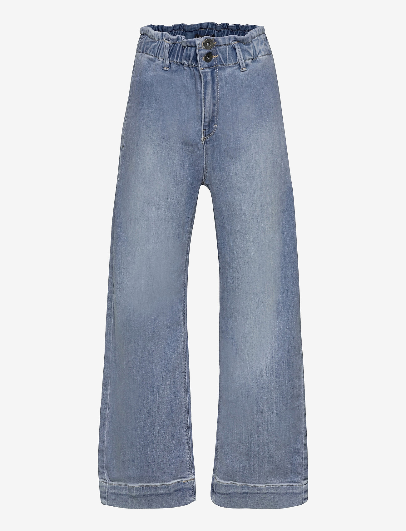 LMTD - NLFBIDE DNMATASPERS 1467 A PANT - jeans - light blue denim - 0