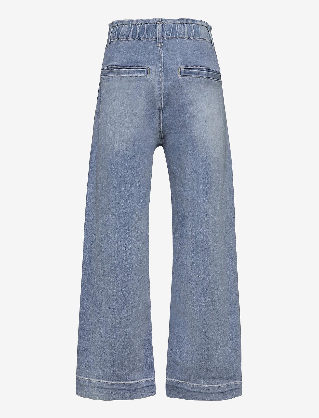 LMTD - NLFBIDE DNMATASPERS 1467 A PANT - jeans - light blue denim - 1