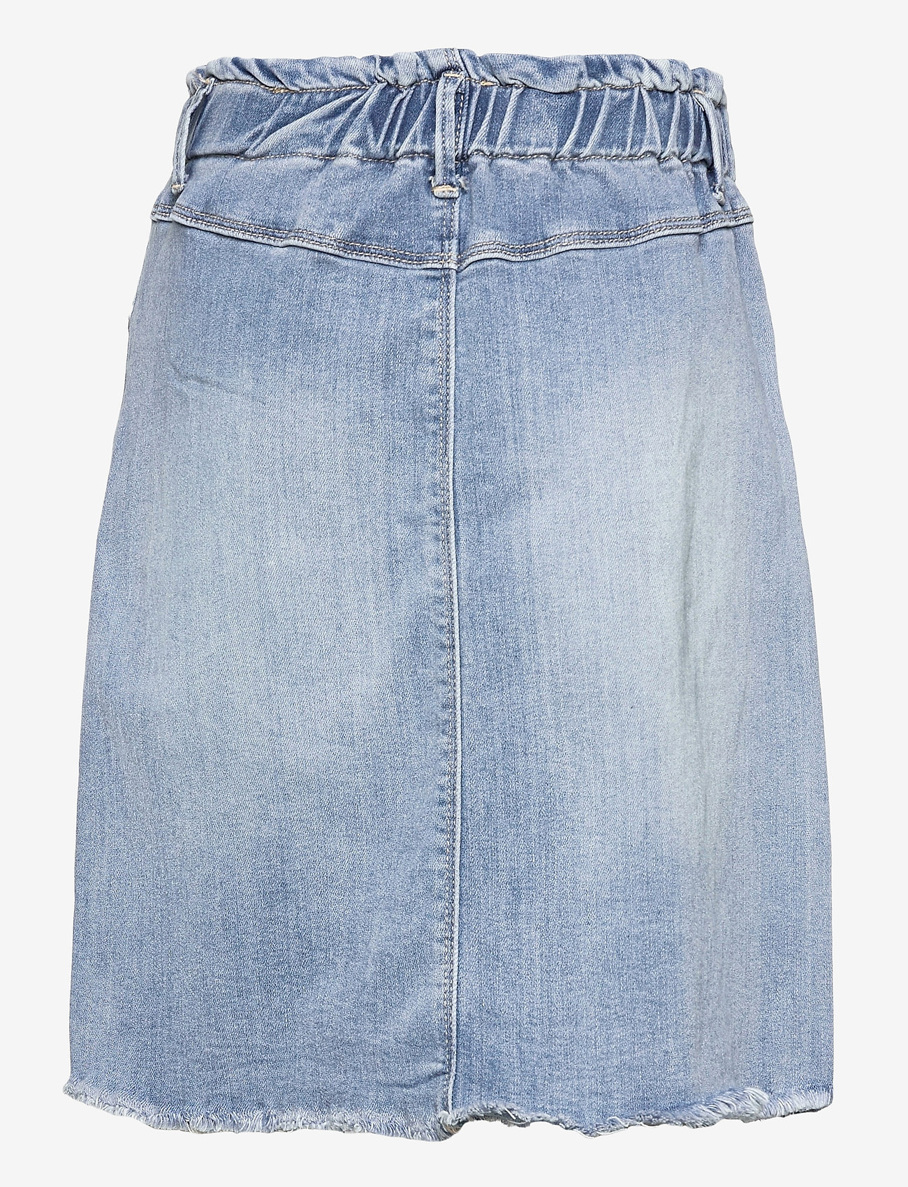 LMTD - NLFRAVEN DNMATASPERS 1467 HW A SKIRT - röcke - light blue denim - 1