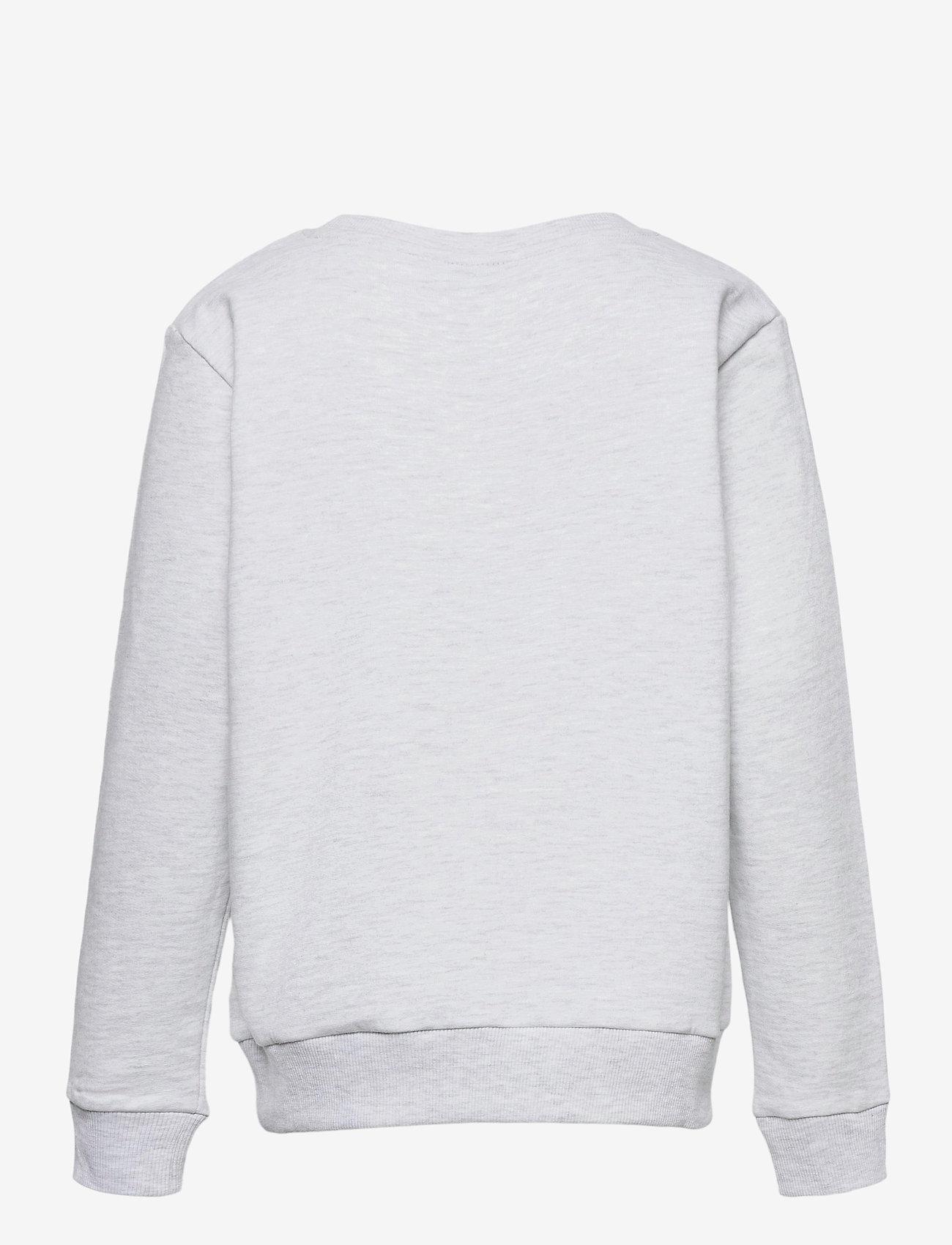 LMTD - NLMFISTAN LS SWEAT - sweatshirts - oatmeal - 1