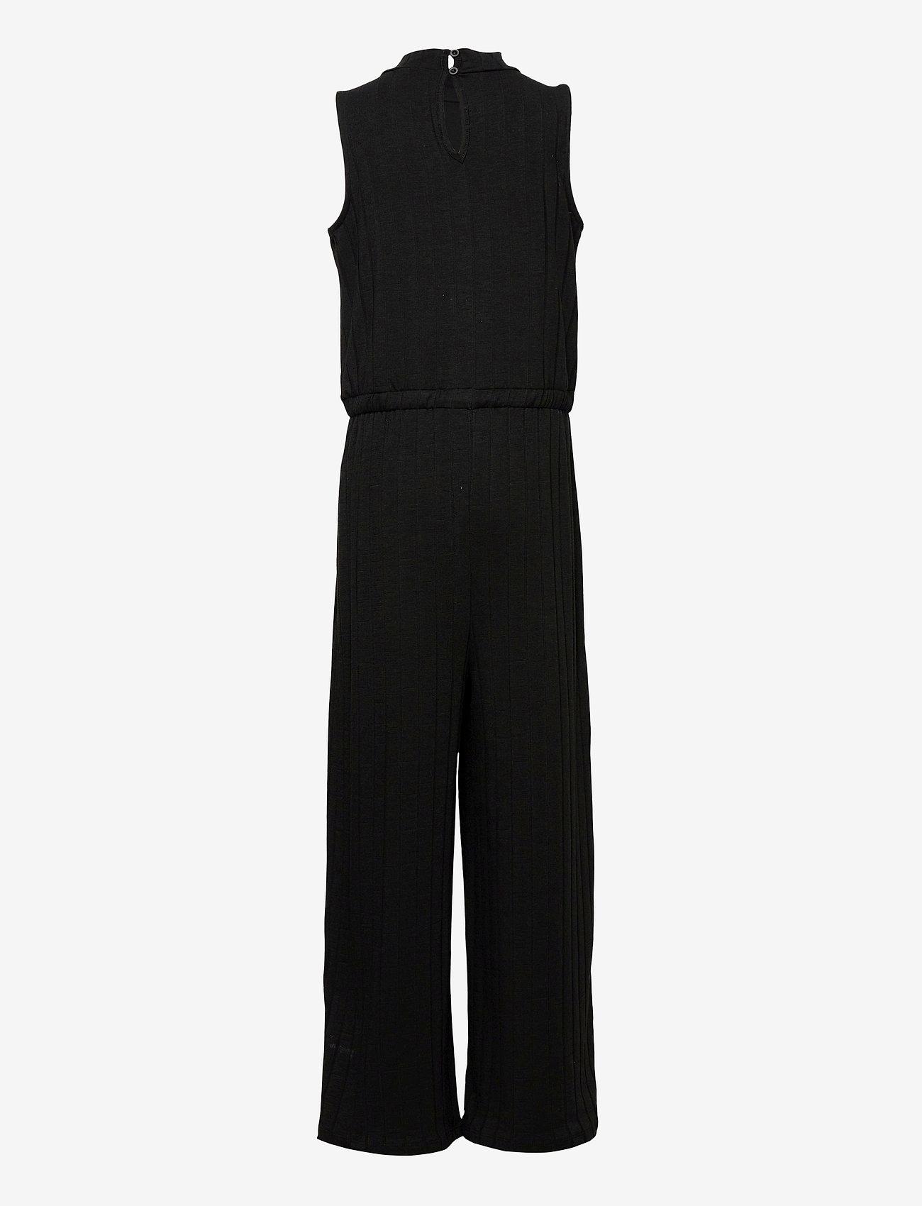 LMTD - NLFDUNNE SL JUMPSUIT - jumpsuits - black - 1