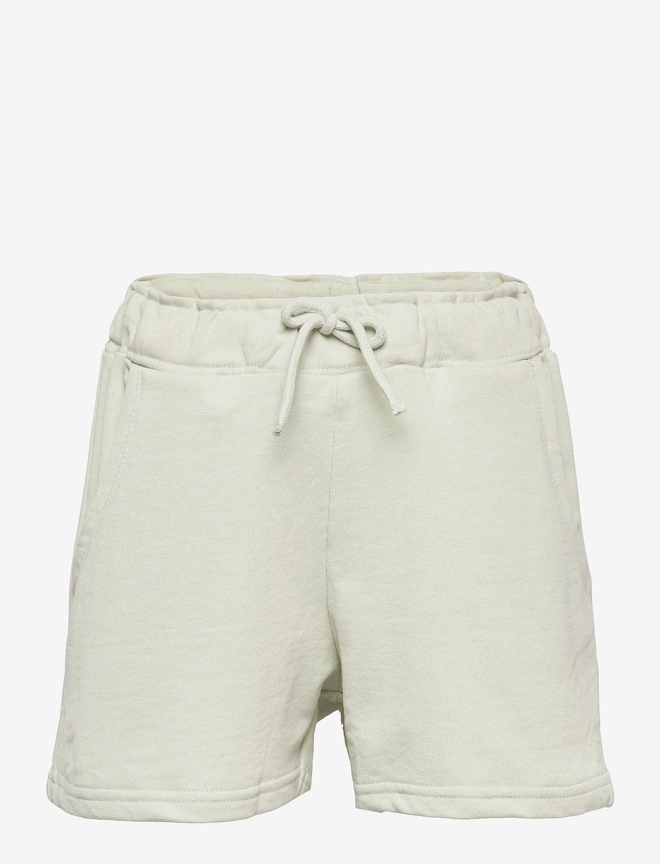 LMTD - NLFFATIAN SWEAT SHORTS - shorts - mercury - 0