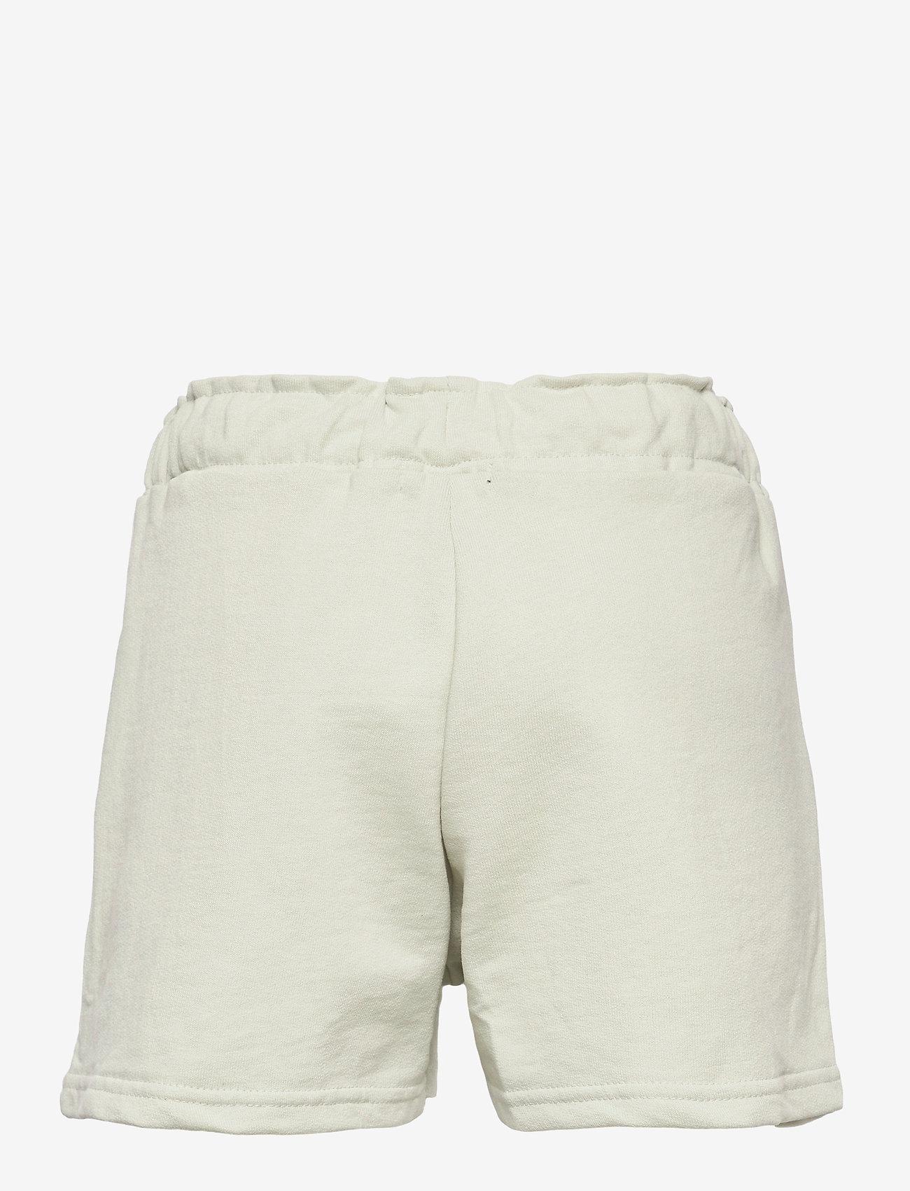 LMTD - NLFFATIAN SWEAT SHORTS - shorts - mercury - 1