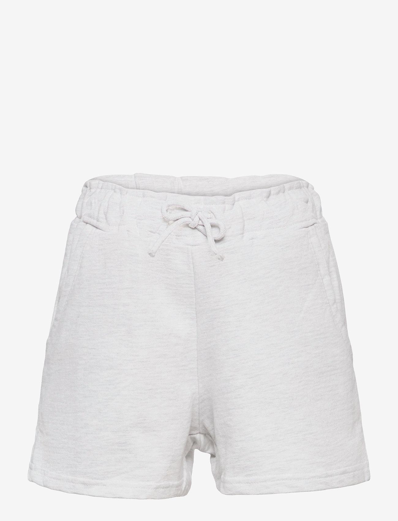 LMTD - NLFFATIAN SWEAT SHORTS - shorts - oatmeal - 0