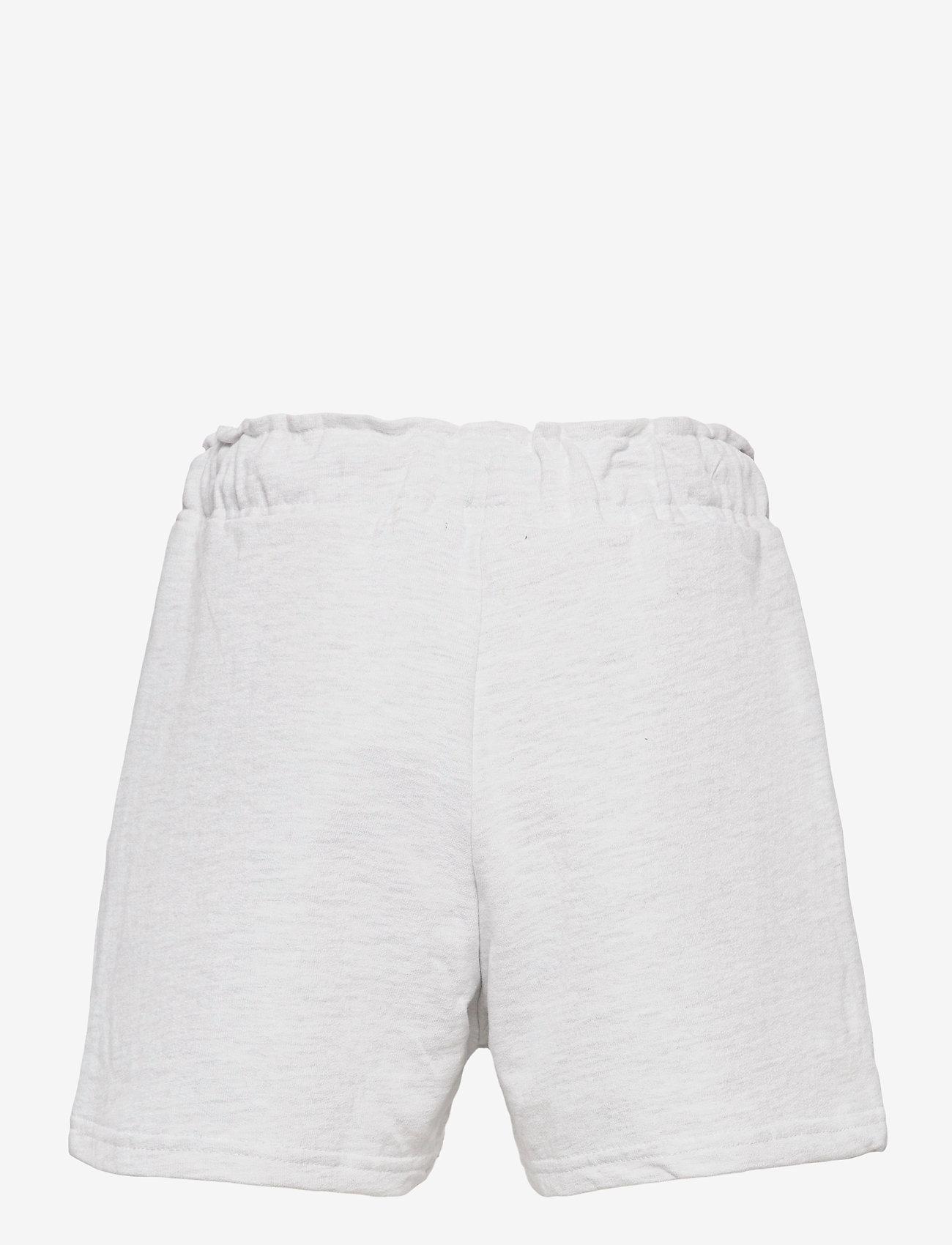 LMTD - NLFFATIAN SWEAT SHORTS - shorts - oatmeal - 1