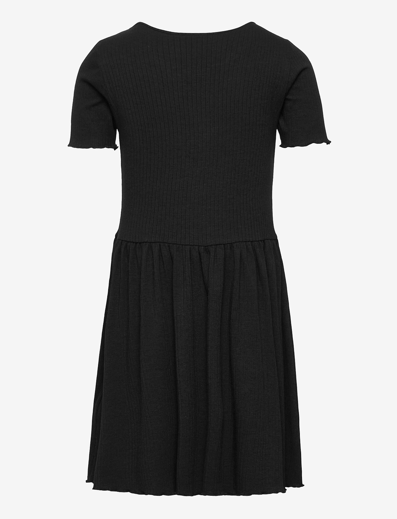 LMTD - NLFNUNNE SS DRESS - kleider - black - 1
