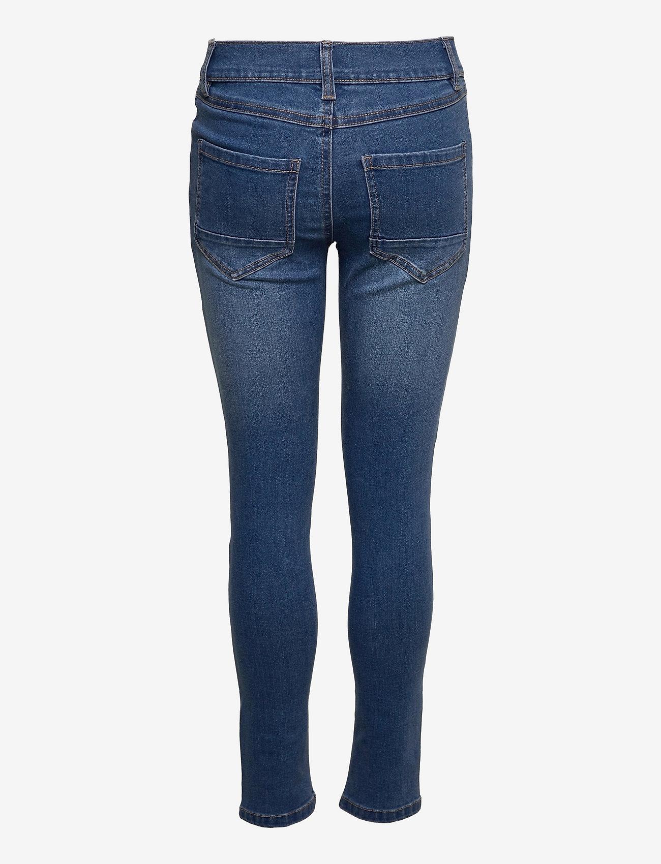 LMTD - NLMSIAN DNMTOGO 2533 PANT - jeans - medium blue denim - 1