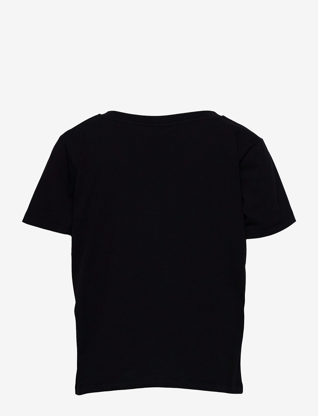 LMTD - NLFKATE  SS SHORT  R  TOP - t-shirts - black - 1