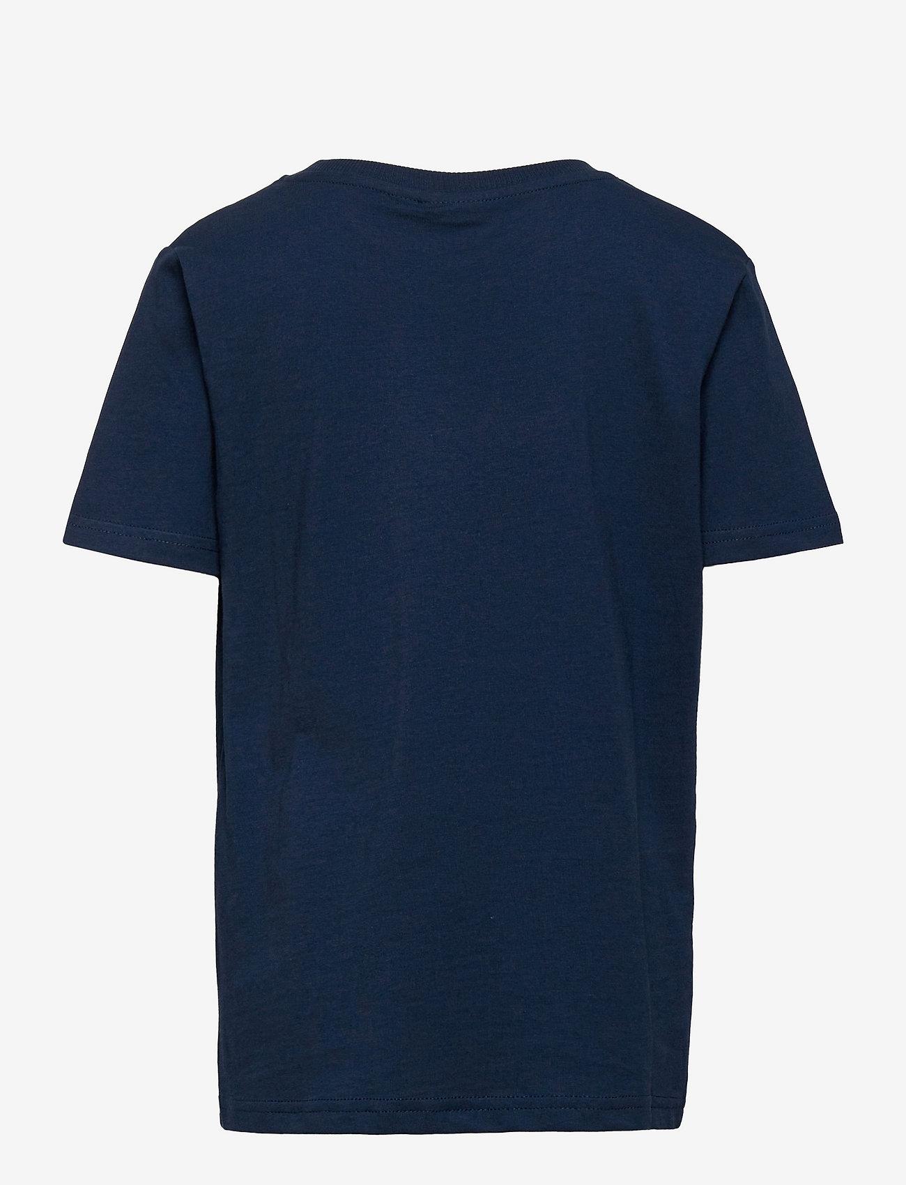 LMTD - NLMNADAL SS R TOP - t-shirts - dress blues - 1