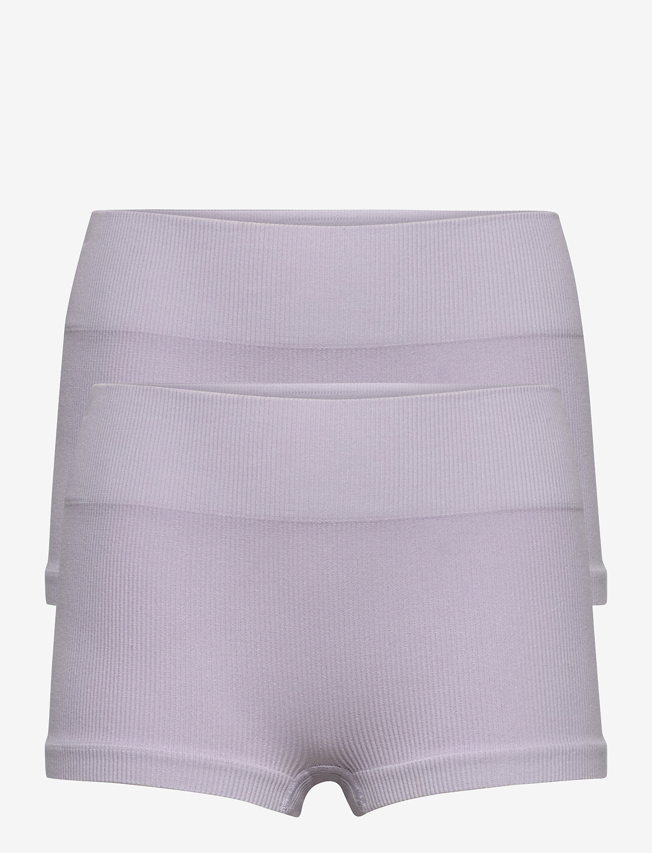 LMTD - NLFHAILEY RIB HIPSTER 2PACK - shorts - orchid petal - 0