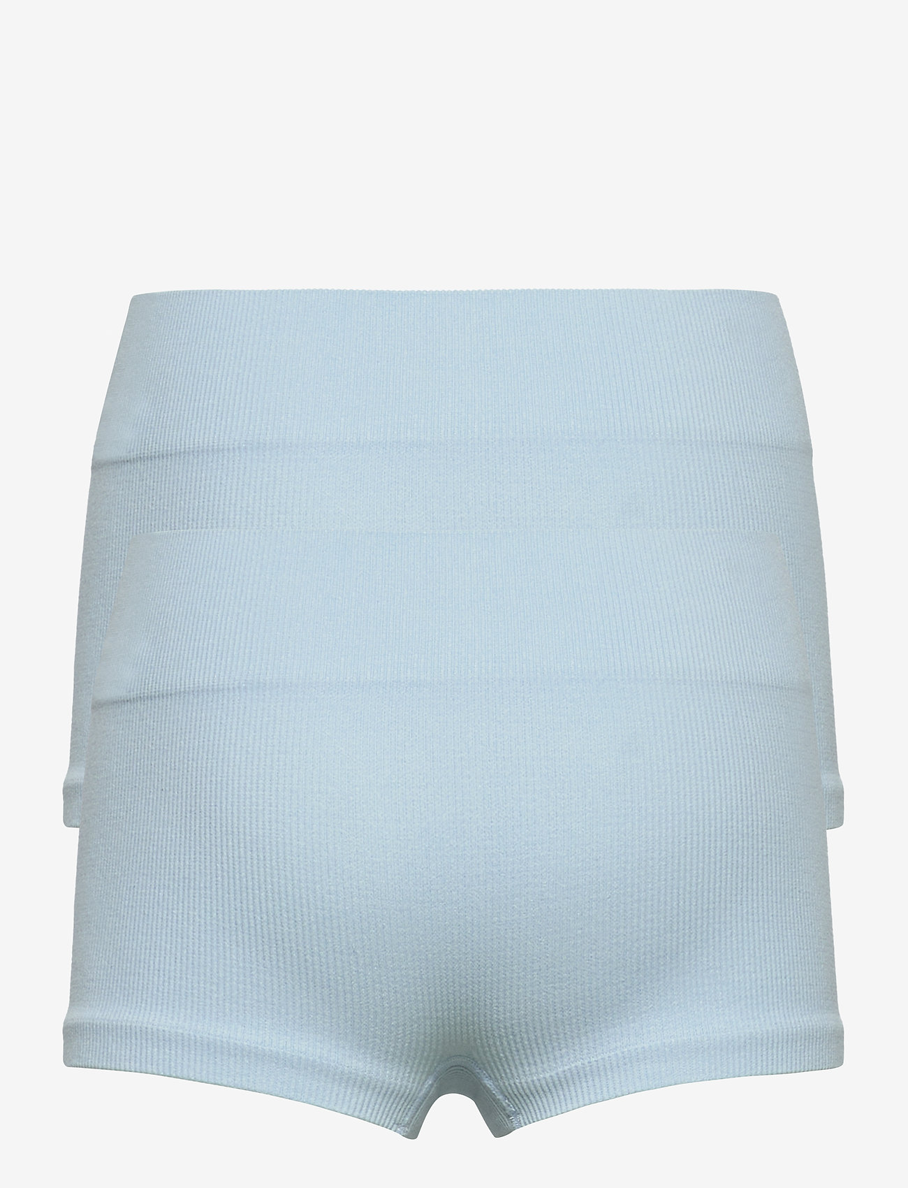 LMTD - NLFHAILEY RIB HIPSTER 2PACK - shorts - skyway - 1