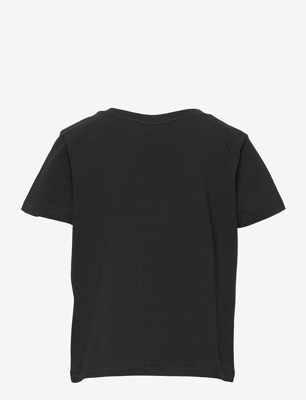 LMTD - NLFOPALLI SS S TOP - t-shirts - black - 1