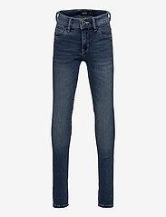 LMTD - NLMPILOU DNMTOGO 2393 PANT NOOS - jeans - medium blue denim - 0