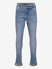 LMTD - NLMSIAN DNMATOGO 2464 PANT - jeans - medium blue denim - 0