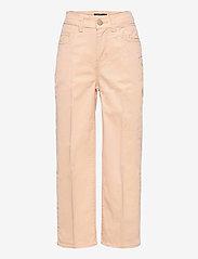 LMTD - NLFRIDE DNMATHILSES HW 7/8 PANT DD - jeans - amberlight - 0