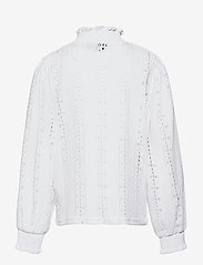 LMTD - NLFFLACE LS TURTLENECK TOP - blusen & tuniken - bright white - 1