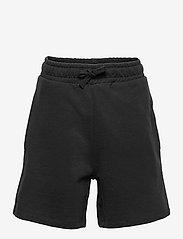 LMTD - NLMHERMO SWEAT SHORTS - shorts - black - 0