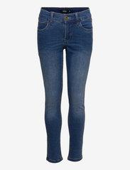 LMTD - NLMSIAN DNMTOGO 2533 PANT - jeans - medium blue denim - 0