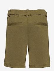 LMTD - NLMHIPS SLIM SHORTS - shorts - ivy green - 1