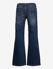 LMTD - NLFBASTELLA DNM 2291 WIDE PANT - jeans - medium blue denim - 1