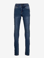 LMTD - NLFTOMO DNM SKINNY PANT - jeans - medium blue denim - 0