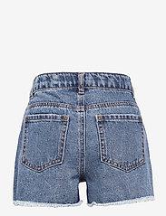 LMTD - NLFRAVEN DNMDIZZA SHORTS - shorts - light blue denim - 1