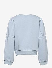 LMTD - NLFOPALELLA LS  SHORT SWEAT - sweatshirts - skyway - 1