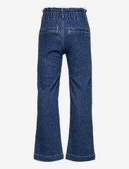 LMTD - NLFTASPER DNM WIDE PANT - jeans - medium blue denim - 1