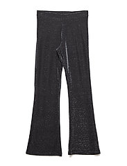 NLFROSE BOOT CUT PANT - BLACK