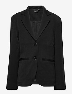 NLMREGIN BLAZER JACKET - black