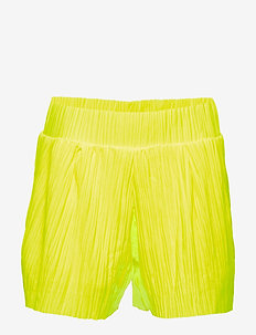 NLFDAHLIA LOOSE SHORTS W. LINING - shorts - safety yellow