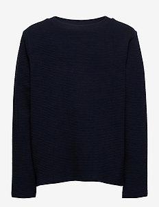NLMLION LS R TOP - langermede t-skjorter - sky captain