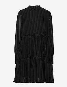 NLFSIFF LS DRESS WL - BLACK
