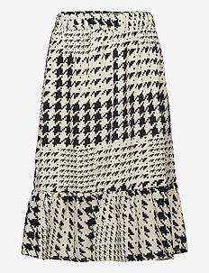 NLFTOUND SKIRT WL - skirts - black
