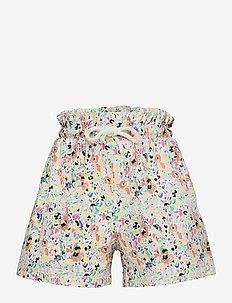 NLFHASHION SHORTS - shorts - bright white